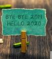关于2019再见迎接2020的走心句子40句