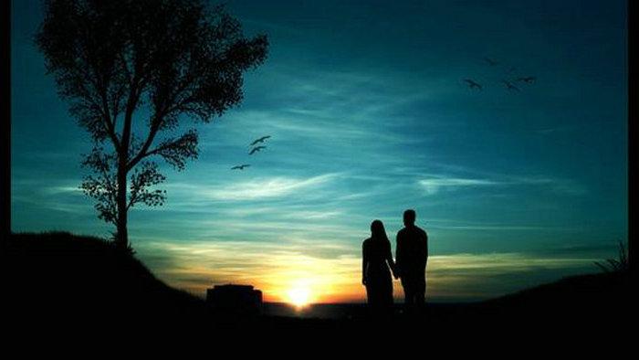 爱情就是你喜欢他,他也喜欢你,顺其自然