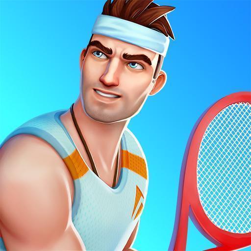 网球大赛自由运动游戏