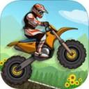 山地摩托车游戏