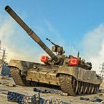 陆战型坦克模拟器