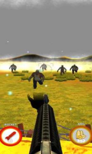 最后的枪手战争僵尸防御